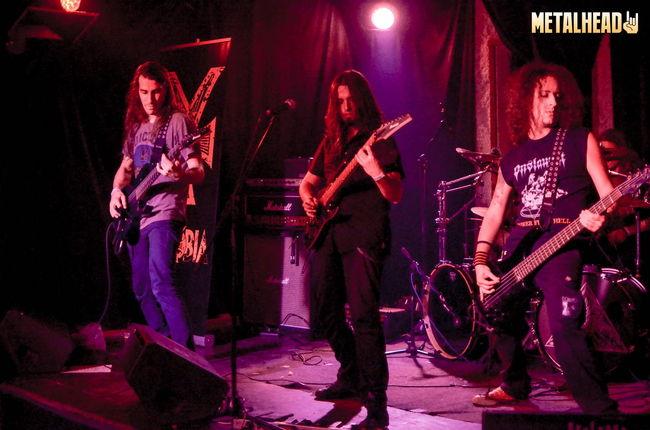 Poze Poze Romanian Thrash Metal Fest la Club Fabrica - Romanian Thrash Metal Fest