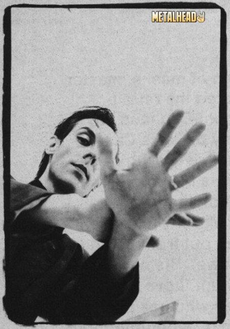 Poze Poze Bauhaus - Peter Murphy (Bauhaus)