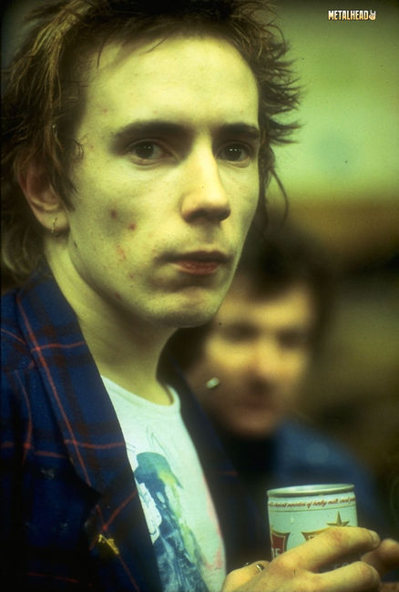 Poze Poze Sex Pistols - Johnny Rotten