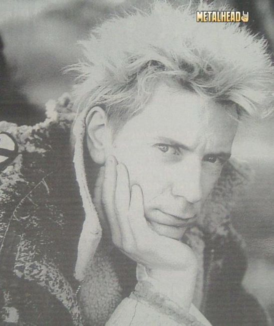Poze Poze Sex Pistols - Johnny Rotten