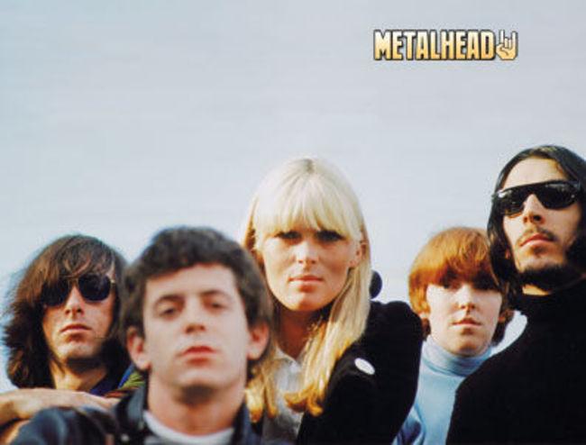 Poze Poze Velvet Underground - VU