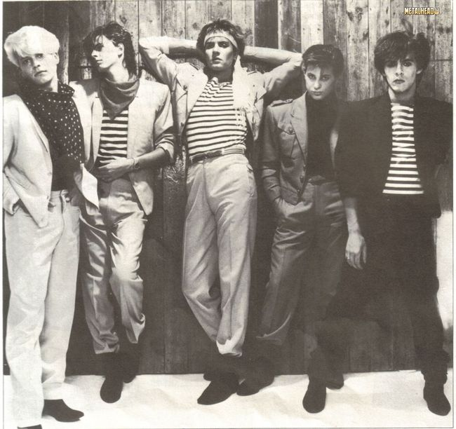Poze Poze Duran Duran - In Anii 80/In The 80's