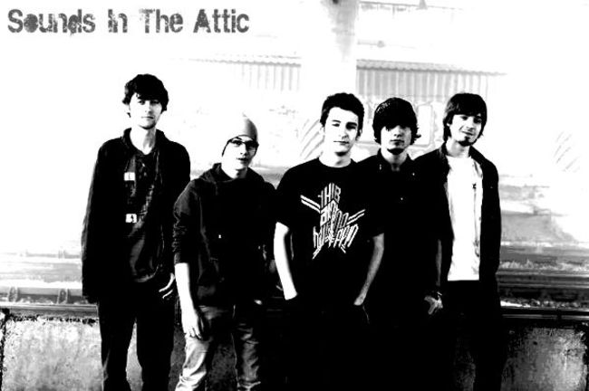 Poze Sounds In The Attic (S.I.T.A.) poze - Black and White