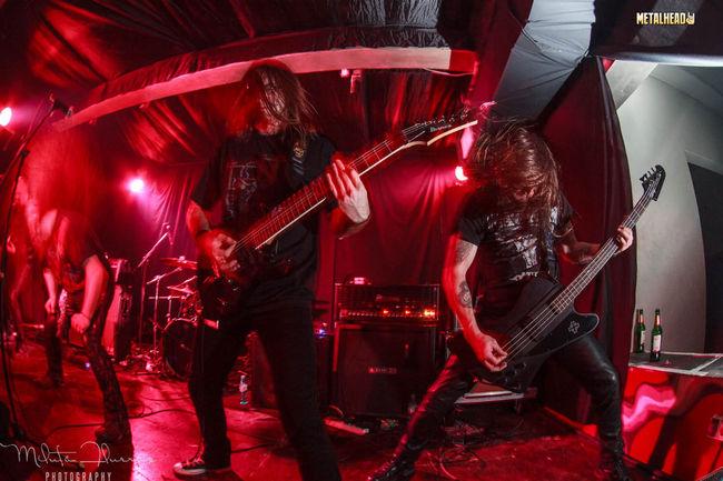 Poze Bucharest Metal Nights 9 la Club Fabrica: Gothic, Abigail, L.O.S.T., Neutron (User Foto) - Gothic