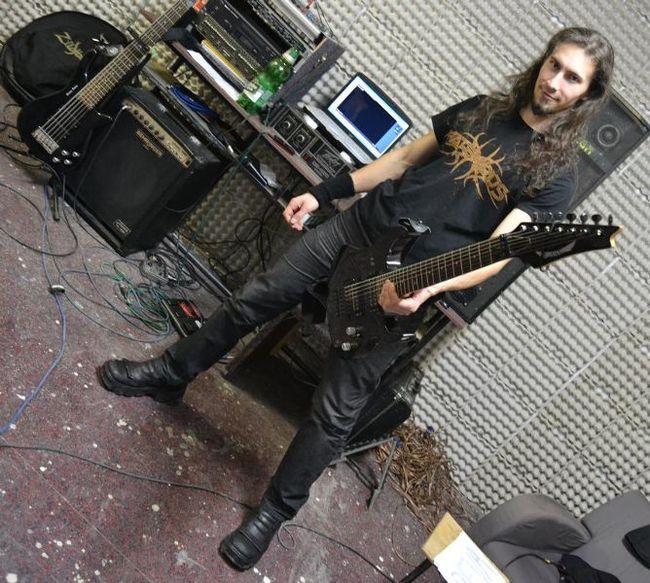 Poze HateviruS poze - HateviruS Lex guitar