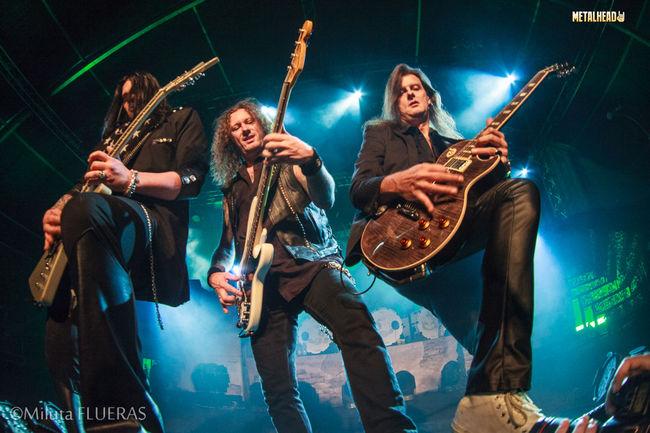 Poze Helloween si Gamma Ray: Concert la Bucuresti (User Foto) - Helloween