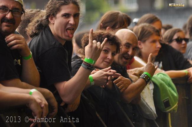 Poze Poze cu publicul la Deep Purple - Public Deep Purple