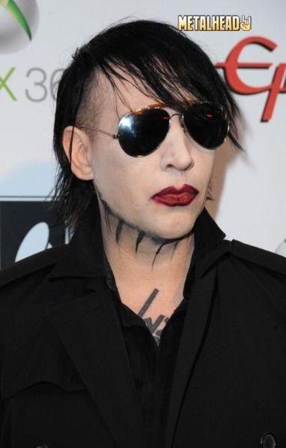 Poze Poze Marilyn Manson - Lov him