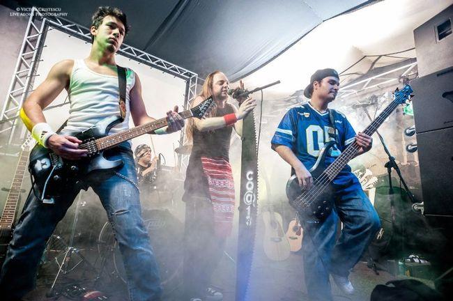 Poze CO@13 poze - Live @ Rockstadt