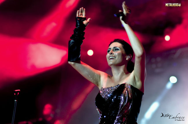 Poze Poze Artmania 2013 ziua 2 - Within Temptation