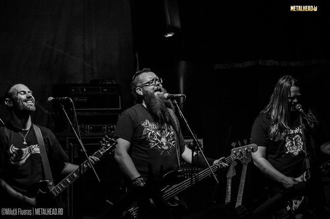 Poze Concert Finntroll, Tyr, Skalmold in septembrie la Silver Church din Bucuresti (User Foto) - Skalmold