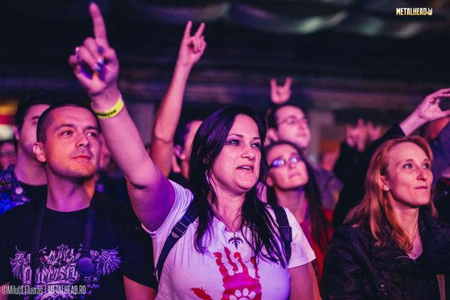 Poze Concert Queensryche pe 20 octombrie la Bucuresti (User Foto) - Queensryche