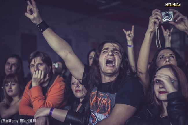 Poze Poze Maximum Rock Fest ziua 1 - Samael