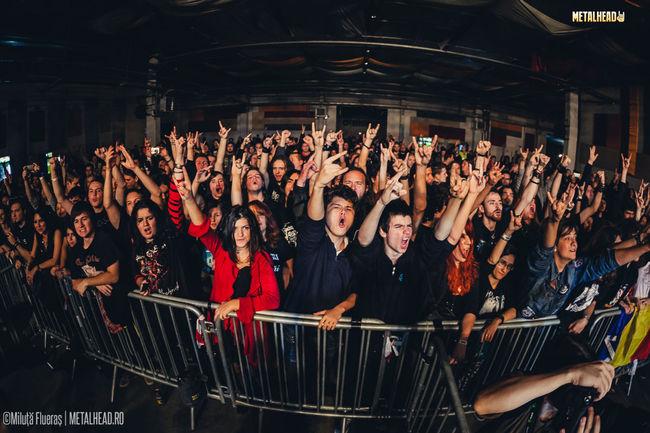 Poze Concert Children Of Bodom la Bucuresti pe 12 noiembrie (User Foto) - Decapitated