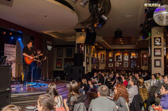 Poze Poze Byron - Poze concert Byron la Hard Rock Cafe