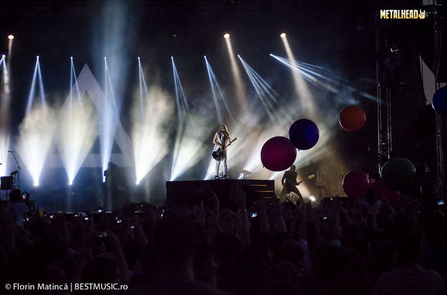 Poze Poze 30 Seconds to Mars - Poze 30 seconds to mars la Bucuresti