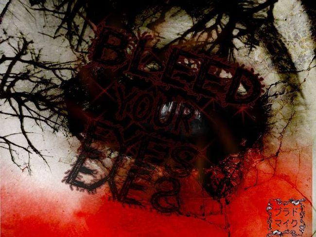 Poze Bleed your eyes poze - logo