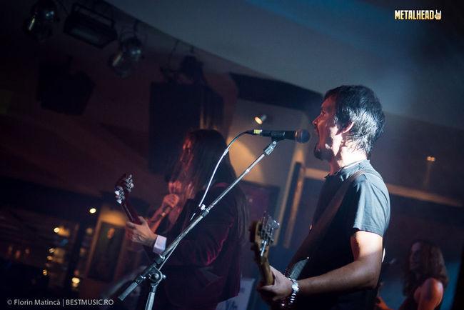 Poze Poze The R.O.C.K. - Poze concert The ROCK - tribut AC/DC la Hard Rock Cafe - 12 septembrie