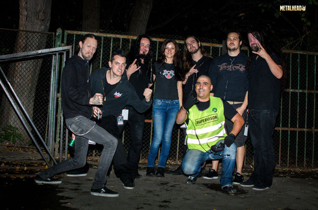 Poze Poze Paradise Lost - POZE Meet & Greet - Fintroll si Paradise Lost @METALHEAD MEETING