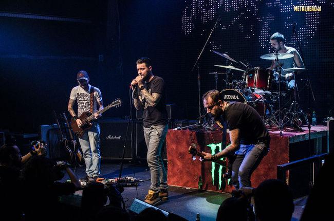 """Poze Poze Roadkillsoda - Lansare RoadKillSoda """"Yo No Hablo Ingles"""" in The Silver Church Club"""