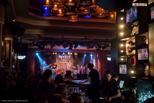 Poze Poze Partizan - Poze Partizan si Timpuri noi in Hard Rock Cafe
