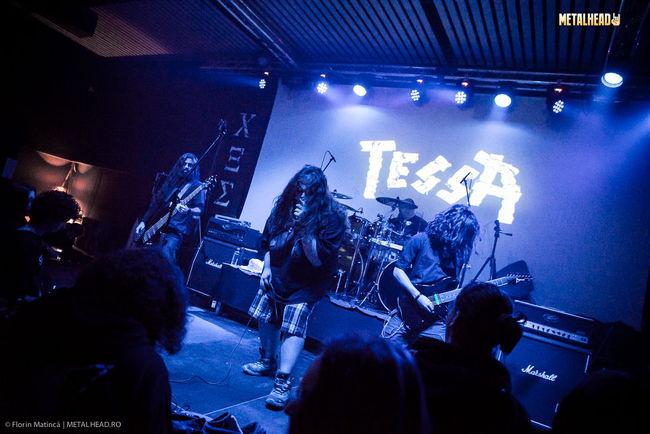 Poze Poze ROTTING CHRIST - Poze Tessa, Diamonds Are Forever, GOD, Bucovina si Rotting Christ in Club Colectiv