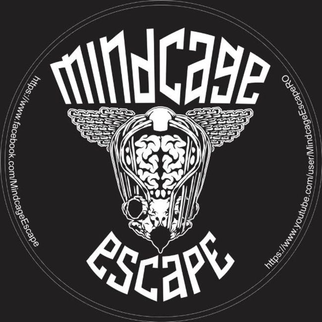 Poze Mindcage Escape poze - logo_stickers