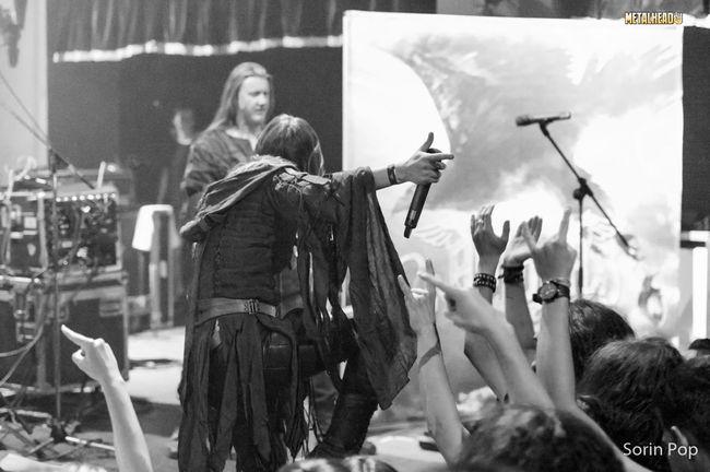 Poze Poze ARKONA - Poze de la concertul Arkona si BLR in Silver Church