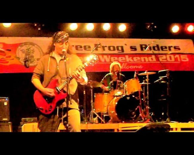 Poze Feelgood Inc. poze - free Frog''s Riders MC party 2015