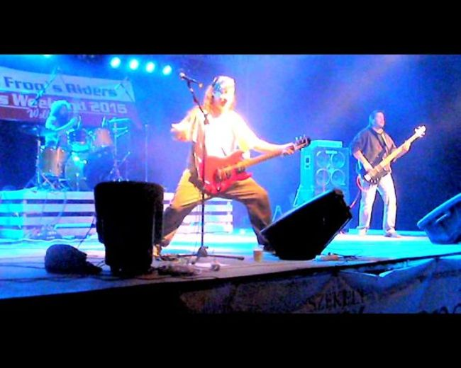 Poze Feelgood Inc. poze - Free Frog''s Riders party 2015
