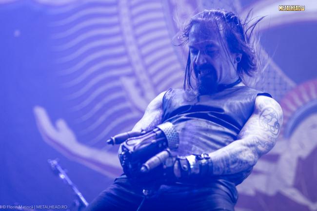 Poze Poze Nightwish - Poze Amorphis, Arch Enemy si Nightwish la Romexpo