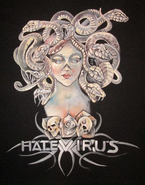 Poze HateviruS poze - Hate Virus