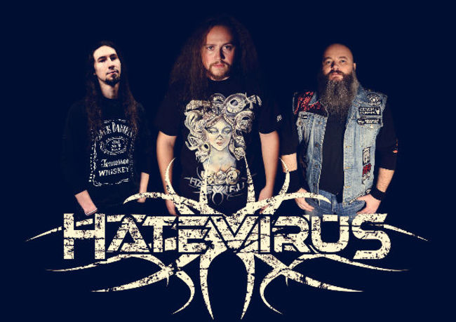 Poze HateviruS poze - Hate Virus Metal band