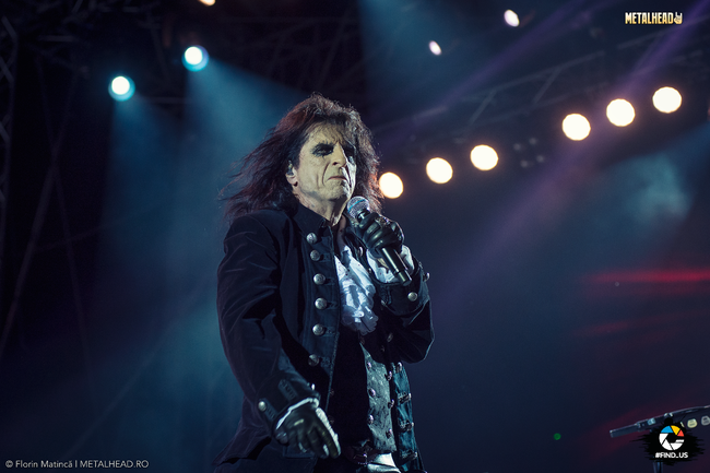 Poze Poze Alice Cooper - The Hollywood Vampires @ Romexpo