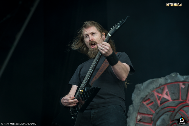 Poze Poze Black Sabbath - Hellfest 2016 a treia zi