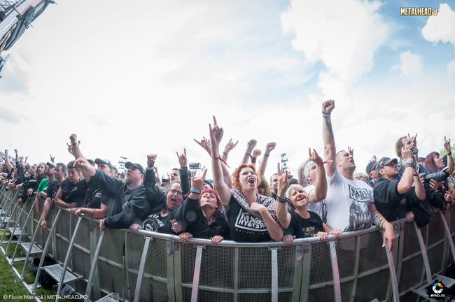 Poze Poze Black Sabbath - Poze cu Publicul Hellfest 2016