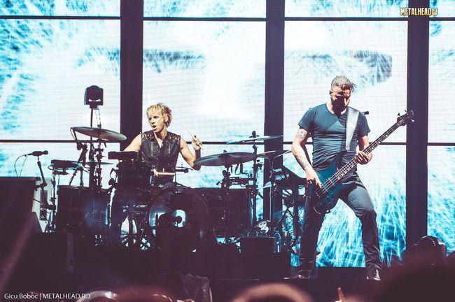 Poze Poze Muse - Poze concert Muse la Bucuresti la Rock The City 2016