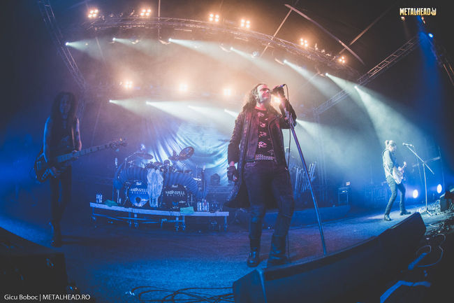 Poze Poze MOONSPELL - Fotografii Maximum Rock Festival 2016
