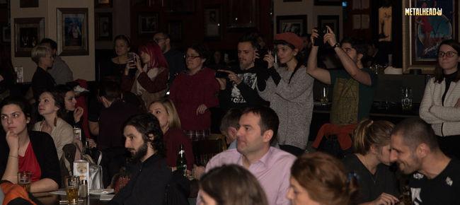 Poze Poze Luna Amara (RO) - Poze Luna Amara in Hard Rock Cafe