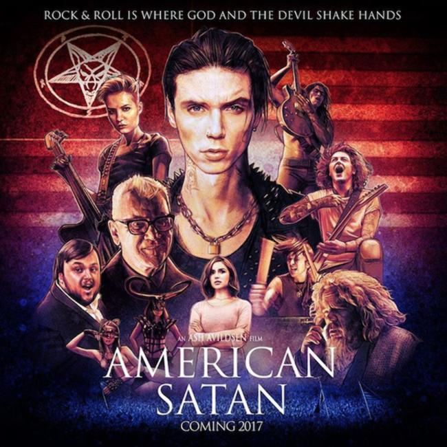 Poze Poze pentru articole - american satan