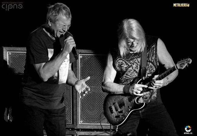 Poze Poze de la Deep Purple (Romexpo) - Poze Deep Purple