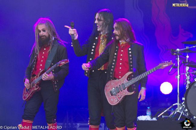 Poze Poze Deep Purple - Poze Hellfest