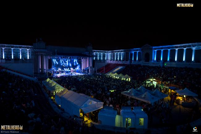 Poze Poze de la EVANESCENCE (29 iunie - Arenele Romane) - Evanescence in concert la Bucuresti