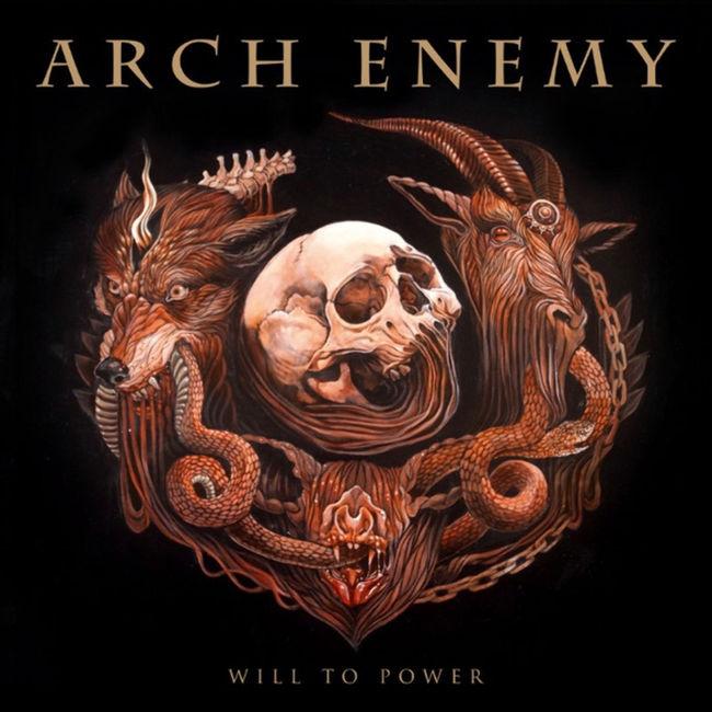 Poze Poze pentru articole - arch enemy / will to power
