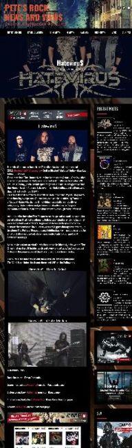 Poze HateviruS poze - HateviruS press