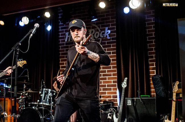 Poze Poze Crazy Town - Poze de la concertul Crazy Town la Hard Rock Cafe