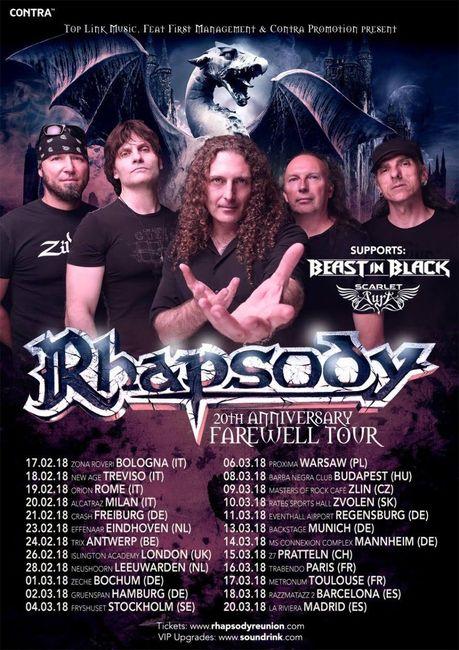 Poze Poze pentru articole - Rhapsody Tour