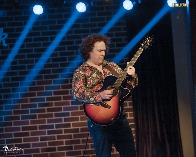 Poze Poze Daniel Cavanagh - Poze de la concertul Daniel Cavanagh la Hard Rock Cafe