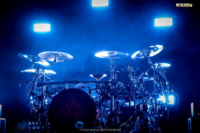 Poze Concert Godsmack la Arenele Romane pe 31 Martie 2019 (User Foto) - Poze Godsmack 31 Martie