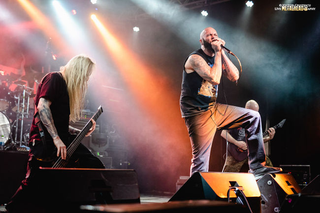 Poze Poze SUFFOCATION - Poze concert Belphegor si Suffocation